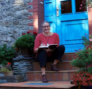 Antje Babendererde liest Sommer der blauen Wünsche